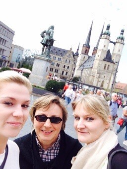 Ausflug in die Hansestadt Halle
