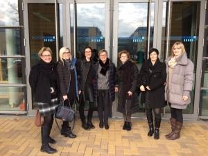 Unser Teamausflug in die Sachsenklinik